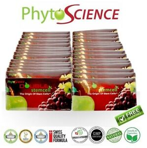 30 Pack PhytoScience Double Stem Cell Anti Aging Supplement Beauty Free Shipping