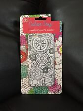 iPHONE 6 Cover By Color Joy (circles)