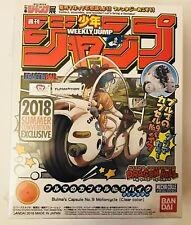 SDCC Summer 2018 Exclusive Model Kit: Dragon Ball Bulma & Goku - Toei-Funimation
