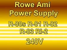 ROWE AMI JUKEBOX POWER SUPPLY R-80s R-81 R-82 R-83 Ri-2 - 240V Tested & Working