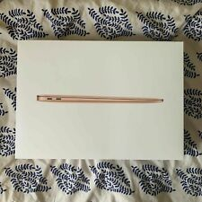 "Original Empty Box Only: Apple MacBook Air 13"" 2018 A1932 Rose Gold 1.6Ghz 128Gb"