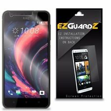 2X EZguardz Clear Screen Protector Shield HD 2X For HTC Desire 10 Lifestyle