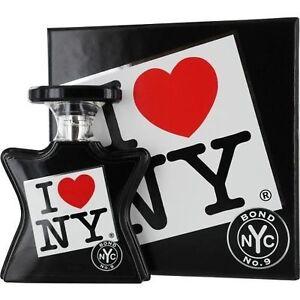 BOND No.9 I Love New York For All 3.3 oz 100 ML EDP Spray New In Box