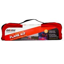 Orion 6-Pack Emergency Road Flares w/ 30-Minute Burn Osp6030 Brand New!