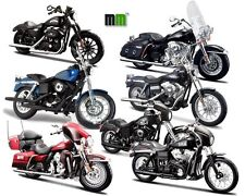 Harley-Davidson Motorrad- & Quad-Modelle