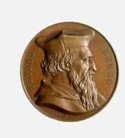 s1165_11) Medaglia commemorativa Pietro Bembo 1823 Op: Veyrat