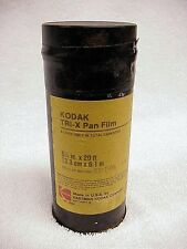 "Cirkut Film 5 1/4"" x 20'   1986 Kodak Tri-X Pan ASA 400  "