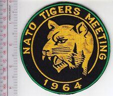 NATO Tiger Meet France 1964 Airbase Cambrai Base Aerienne Armee de l'Air black