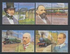 Nevis - 1985, Anniversary of Great Western Railway set - MNH - SG 318/25