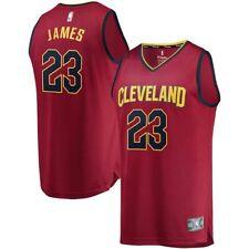 Fanatics Lebron James Cleveland Cavaliers Fast Break Replica Jersey 2XL