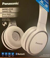 PANASONIC Bluetooth Wireless Headphones with Microphone & Call / Volume Control