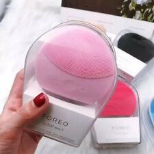Foreo Luna Mini 2 Face Cleansing Brush USB Charging Waterproof 8 Levels