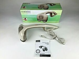 Homedics Percussion Massager HHP-350 With Heat Tested Works Handheld Action