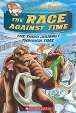 The Race Against Time (Geronimo Stilton Journey Th