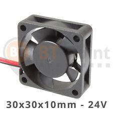 3010S 24V Lüfter 30x30x10mm Brushless DC Fan Cooler 30mm 3D Drucker Prusa RepRap