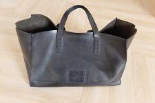 Ralph Lauren Leather Tote Bag Vachetta Made In Italy Deerfield