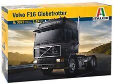 Volvo F-16 Globetrotter Camion Truck Plastic Kit 1:24 Model 3923 ITALERI