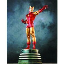 BOWEN DESIGNS The Invincible IRON MAN RETRO STATUE FULL Size Maquette MARVEL