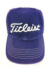 Titleist hat Golf Hat Purple Hat Titleist Golf Hat Tiger Woods PGA Tour One  Size 93ebc15176a8