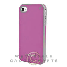 Apple iPhone 4/i4S PureGear Slim Shell Case Raspberry Case Cover Shell Shield