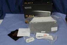 Sonos Play:3 White Wifi Wireless Hifi Music System Streaming Smart Speaker