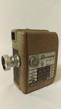 Revere eight Vintage movie camera