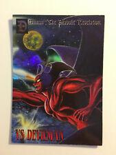 "Devilman "" The Diabolic Revelation"" Trading Card Prism H-02"