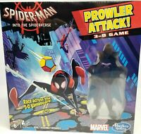 NEW Hasbro Spiderman Spiderverse Game 3D Board Gaming Prowler Attack Sealed Box