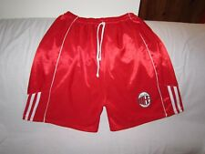 AC MILAN SOCCER SHORTS SIZE SMALL