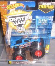 Hot Wheels mermelada de monstruo 1 64 Monster Truck Spider-Man