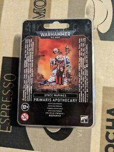 Warhammer 40,000 - Primaris Space Marine - Apothecary