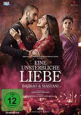 BAJIRAO MASTANI / EINE UNSTERBLICHE LIEBE - Bollywood DVD - Deepika & Ranveer