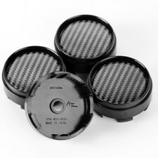 4pcs Wheel Hub Center Caps Carbon Fiber 67mm for CE28 F150 Rota G-force RPF1 530