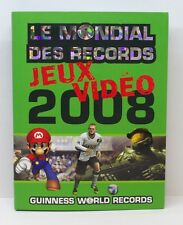 Le Mondial des Records Jeux Video 2008 Guinness World