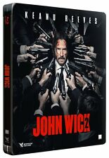 John Wick: Chapter 2 (Steelbook) BRAND NEW BLU-RAY PRE-ORDER