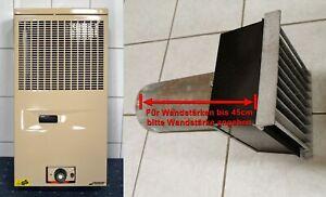 Propan Gas Ofen Außenwandofen Gasheizung Flüssiggas Außenwandheizung Erdgas 2,5