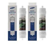 Genuine Samsung Magic WSF-100 v2 Filtro Acqua Frigo DA2910105H x 2