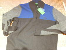 Cotton Collared Medium Knit Jumpers for Men