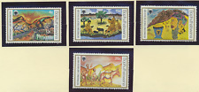 Bophuthatswana (South Africa) Stamps Scott #43 To 46, Mint Never Hinged