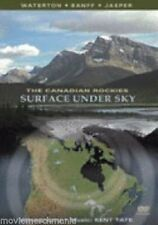 The Canadian Rockies Surface Under Sky (DVD, 2006)