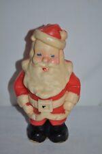 "Vintage 8"" Gurley Santa Candle Christmas Decoration Usa new old stock"