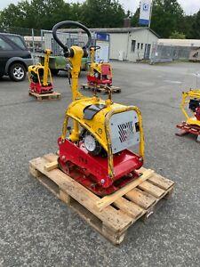 Weber mt Rüttelplatte CR 3 Bauj.2013 Gewicht 206 KG Hatz Diesel 1 B 20 / 300-20