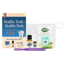 OraMD Original Starter Kit - Dentist Recommended Toothpaste Oral Hygiene Kit