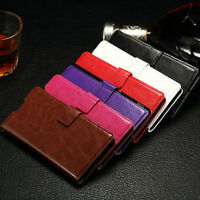 For Sony Xperia XA, F3111/F3113/F3115 Card Leather Wallet Case Cover Skin