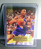 1995-96 Anthony Bonner Fleer Ultra #116 Basketball Card