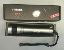 Brand-new Mares EOS 5 diving torch. Aluminium body. 620 lumens