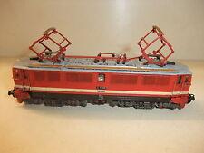 b1 K/1/15 Modelleisenbahn Spur TT Lok Elektrolok BR E 11 022 DR gesupert Gützold