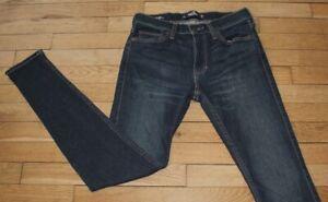 HOLLISTER  Jeans pour Femme W 30 - L 32 Taille Fr 40 (Réf #V108)