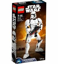 LEGO Star Wars First Order Stormtrooper 75114 BRAND NEW Sealed FREE Signed P&P