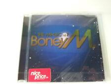 cd musica boney m the magic of boney m greatest hits